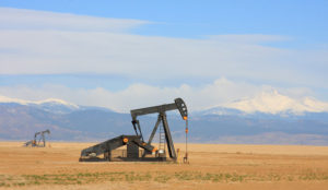 Pompe pétrole