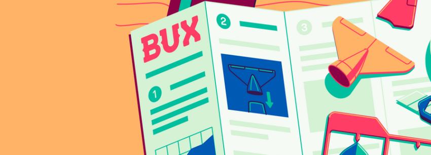 Page d'aide de BUX Zéro - le mode d'emploi ?
