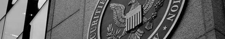 SEC, gendarme des marchés financiers américain.