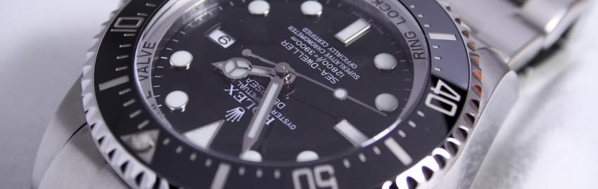 Placement alternatif : les montres de luxe