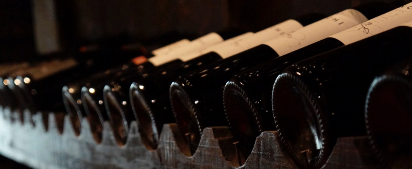 Placement alternatif : le vin