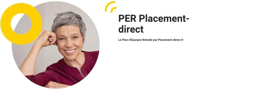 Meilleur PER : Placement Direct